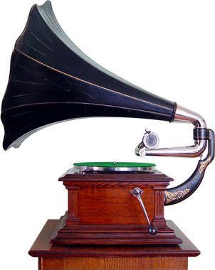 euphonia talking machine